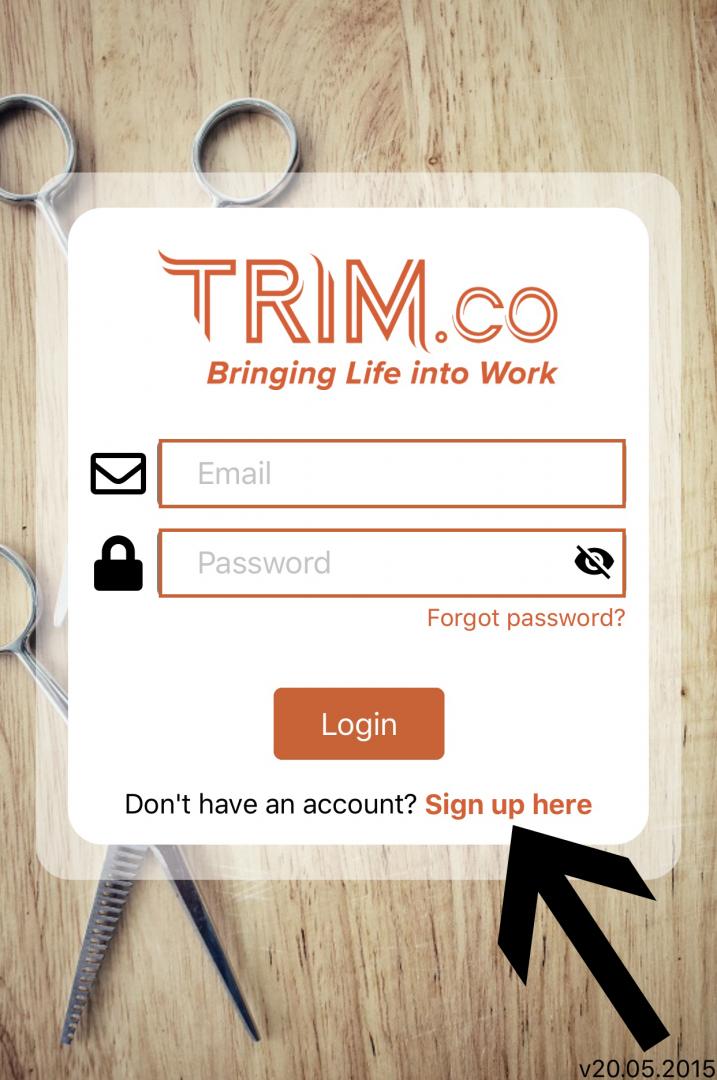 haircut app TRIM.co